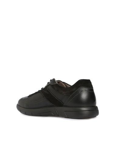 Divarese Divarese 5023682 Erkek Deri Ayakkabı Siyah
